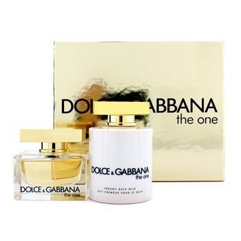 e87a3ff74d82d Dolce   Gabbana The One Coffret  Eau De Parfum Spray 50ml 1.6oz + Creamy  Bath Milk 200ml 6.7oz - 2pcs  Amazon.co.uk  Beauty