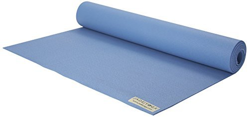 Jade Harmony Professional Yoga Mat 3/16 (5mm x 173cm) All Colours. (Slate Blau) by JadeYoga