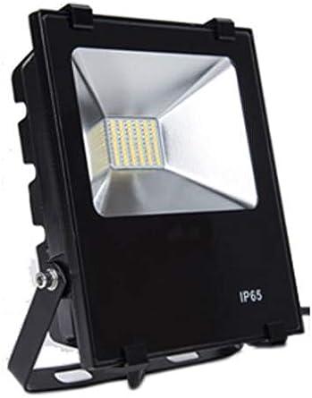 Proiettore Faro Led da esterno Reer Domino E 10 watt 230V IP65 3000K