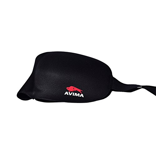 Sleep Mask, BEST Premium Quality Light Weight Comfortable Soft Adjustable Strap Sleeping Mask - Perfect for Men Women Children - Sleep Quickly Block Sun Light Migraines Relaxation By AVIMA® (10 Pack) by AVIMA (Image #5)