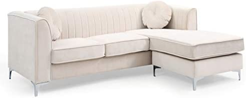 Glory Furniture Delray Sofa Chaise