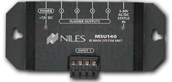 Ir Repeater Niles (Niles MSU140 (FG01002) IR Repeater System for Single Zone Applications)