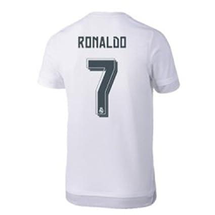 Real Madrid Trikot Kinder 2016 RONALDO 7, Größe:140