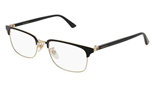 Eyeglasses Gucci GG 0131 O- 001 BLACK -