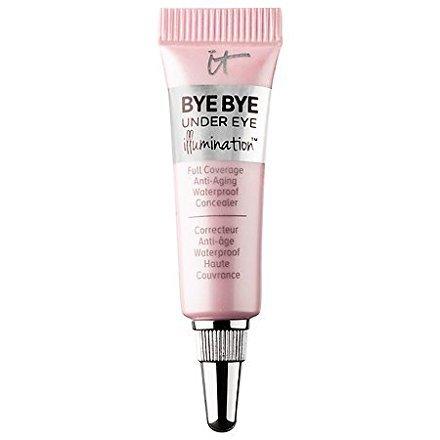 IT Cosmetics Bye Bye Under Eye Full Coverage Anti-Aging Waterproof Concealer deluxe sample in Medium - 0.05 oz/ 1.5 mL
