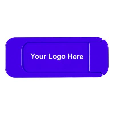 Webcam Cover - Purple TK - 150 Quantity - $1.27 Each - Promotional Product/Bulk / with Your Customized Branding by Caden Concepts