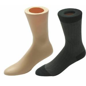 Sock Form Men' s Calf-Hi Nude RPM DISPLAYS
