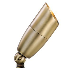 Troy Landscape Lighting - Troy Landscape R-F419B-EXTPRI Brass AngleCut Flood Pathway Light