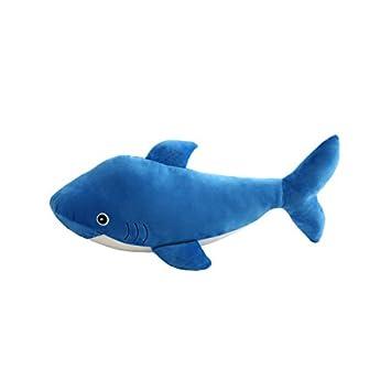 Amazon Com Isol Shark Stuffed Animals Cushion Pillow Plush Toys