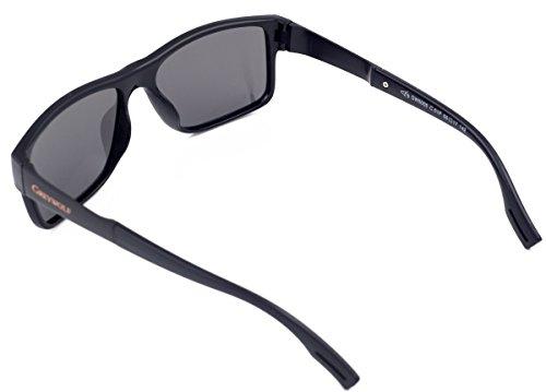 sol Negro Negro para Gafas hombre Wolf Grey de M wWft5x