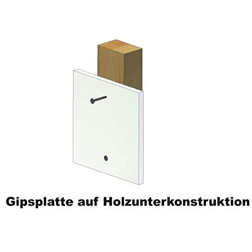 Schnellbauschrauben mit Grobgewinde 3,9 x 30-1000 St/ück Gipsplattenschrauben