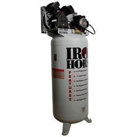 Iron Horse IHD6160V1 60-Gallon 150 PSI Max Electric Compressor
