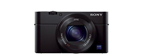Sony Appareil photo avancé RX100 III avec capteur de type 1.0