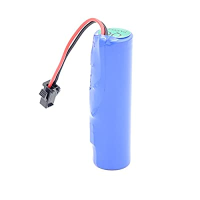 2500mAh Rechargeable Lithium Battery with Quick Connector for Alpha 180X, Alpha 600X, Guardian 480X, Guardian 580X, Mini 50X