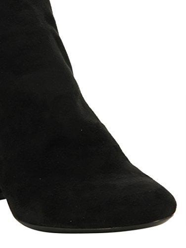 Talons IACHI ELENA Noir Femme Suède A3464BLK À Chaussures BZZqw6Pv