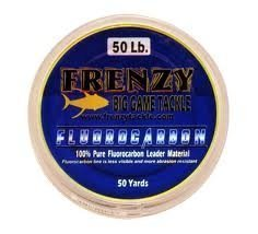 Frenzy fcl-4050 Fluorocarbon Schnur Leader by Frenzy