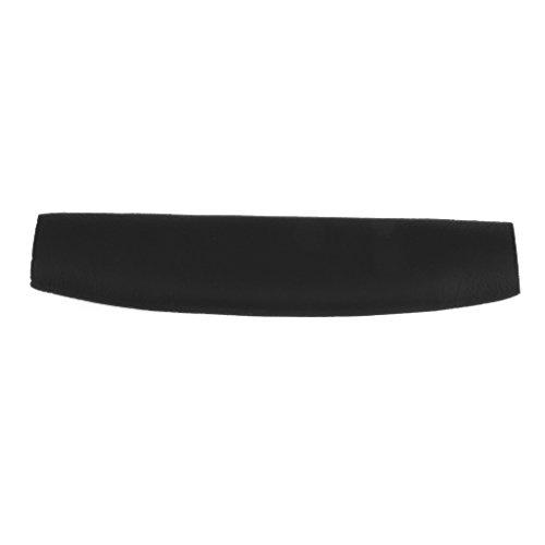 Generic Headband Cushion Pads for V600 V900 7509 Headphones Black