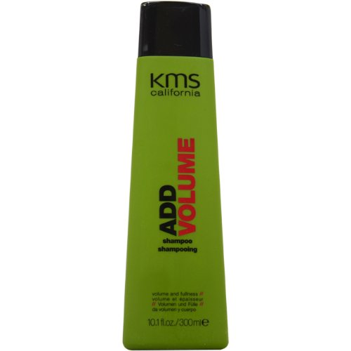 Add Volume Shampoo Unisex Shampoo by Kms, 10.1 Ounce