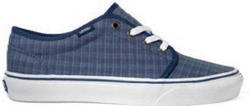 92361e563 Vans 106 VULCANIZED - Zapatillas de skateboarding de tela para hombre azul  eblue true white