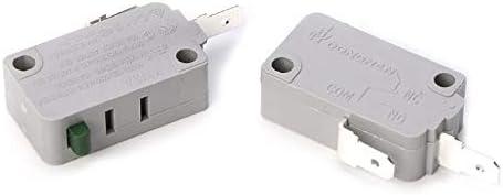 Ants-Store - 2 piezas KW3A Microinterruptor para puerta de horno ...
