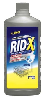 Rid-X Septic Treatment 8 Oz