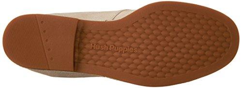 Hush Chukka CYRA Herringbone Puppies Catelyn Women's Suede Ivory Boots rnqrHUwx