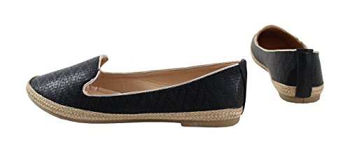 Nero By By Espadrillas Donna Shoes Shoes 6SXqgnpp