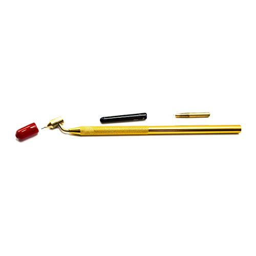 KINGART 920 Fine Line Painting Pen.5 MM Tip, Gold