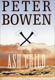 book cover of Ash Child