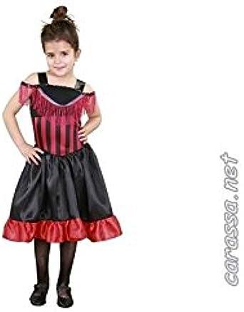 Boys Toys, S.A. Disfraz Can Can cabaretera de 7 años a 9 años ...