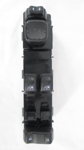 2003 - 2006 CHEVY SILVERADO LS LT LTZ GMC SIERRA SL SLE SLT 2 DOOR PICK UP REGULAR CAB Driver / Left Side Master Power Window Switch POWER FOLDING MIRROR OPTION FACTORY OEM SWITCH P/N 15883322 DDM 2DR PFLD BRAND NEW Oem Power Mirror Switch