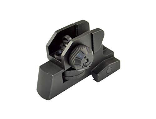 SNPIER®Model 4/15 Match-grade Detachable Rear Front Sight Set for Designed to Use with Handguard Rails or High Profile Gas - Fixed Sight