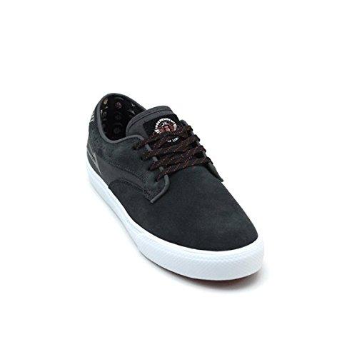 Lakai Riley Hawk X Indy–carbón vegetal (monopatín zapatos