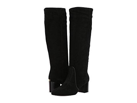 Kate Spade New York Women's Germain Black Cow Suede 8 M (Black Cow Suede Footwear)