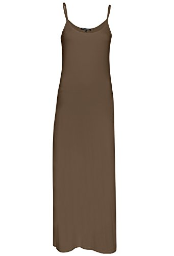 Bretelles Taupe Longue En Fines Paris Robe Vous Modal Gigi Rendez xqzOpXp
