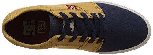 DC Tonik Tx M, Zapatillas de Skateboarding para Hombre Marrón - marrón (camel)