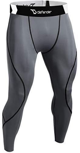 Defender Compression Pants Men Under Jerseys Tights Skin Sports Fits Baseball KY_2XL - Jordan Spandex Shorts