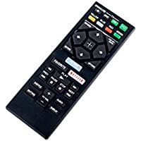 Replacement Remote Control for Sony BDP-S3700 RMTVB201U 149312311 BD-BX370 BDP-S1700ES BD DVD Blu-Ray Disc player