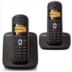 Siemens Gigaset AL170 - Teléfono Fijo Inalámbrico (Duo)