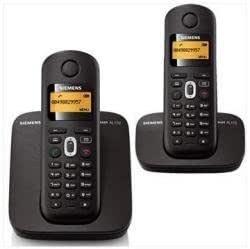 Siemens Gigaset AL170 - Teléfono Fijo Inalámbrico (Duo): Amazon.es: Electrónica