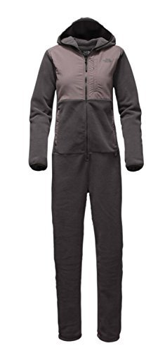 The North Face Women's Homestead Denali One Piece Hooded Jumpsuit (M)