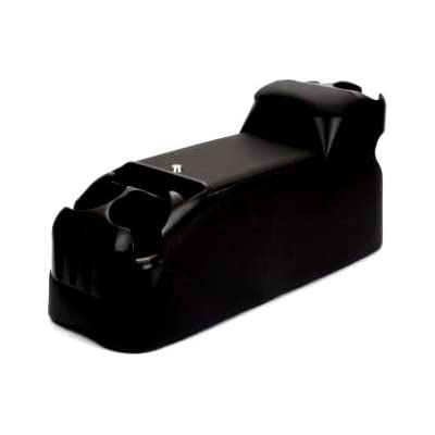 TSI Products 54411 Clutter Catcher Black Upholstered OEM Look Minivan Console: Automotive [5Bkhe2012018]