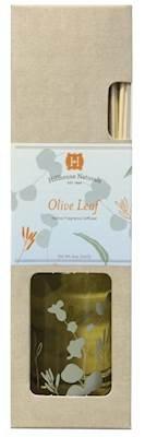 Olive Leaf Hillhouse Naturals Reed Diffuser 6 oz