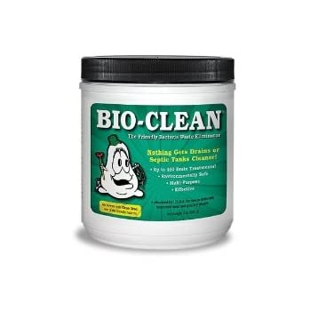 Amazon Com Bio Clean Drain Septic Bacteria 2 Home Amp Kitchen