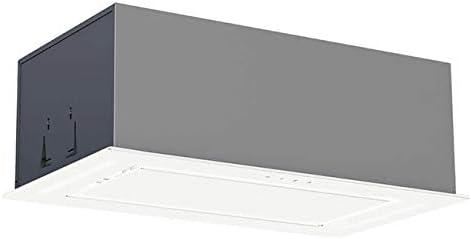 F.BAYER FIT 60GW - Campana extractora (52 cm, cristal, 600 m3/h, LED), color blanco: Amazon.es: Grandes electrodomésticos