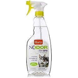 Hartz Nodor Unscented Cat Litter Spray - 17oz
