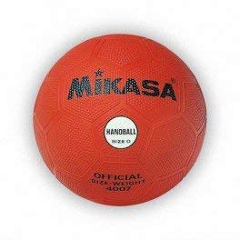 MIKASA 4007 - Balón de Balonmano, Color Naranja: Amazon.es ...