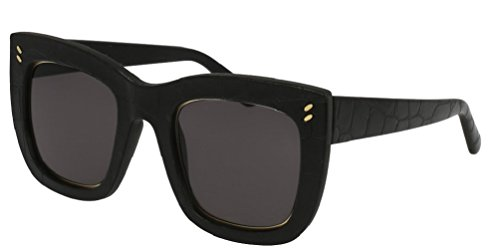 Stella McCartney SC 0067 S- 001 BLACK / SMOKE - Mccartney Buy Stella