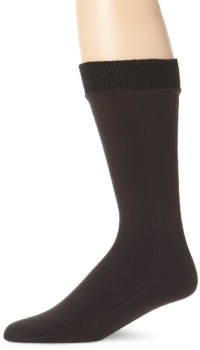 Black Polar Fleece Liner (Hot Headz Polarex Fleece Socks, Black, Medium)