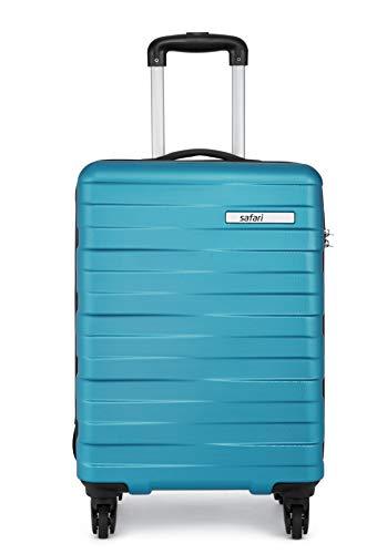 Safari Polycarbonate Hard Cabin Luggage  1002173134_Teal